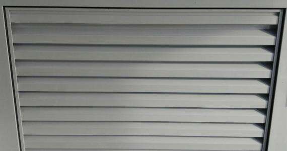 Алюмінієві вентиляційні решітки