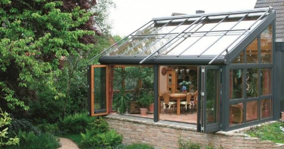 Зимовий сад - унікальне поєднання домашнього простору та відпочинку